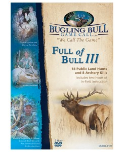 #121 Full of Bull 3 Elk Hunting DVD