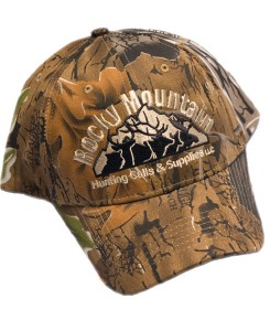 702 Rocky Mountain Hunting Calls Camo hat